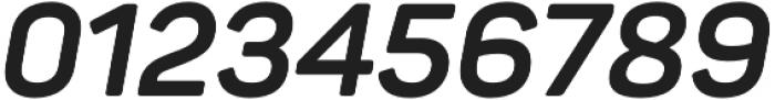 Panton Bold Italic otf (700) Font OTHER CHARS
