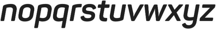 Panton Bold Italic otf (700) Font LOWERCASE
