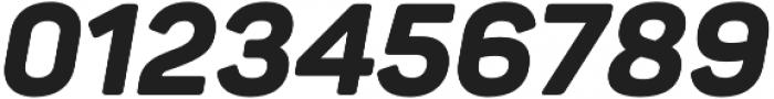 Panton ExtraBold Italic otf (700) Font OTHER CHARS