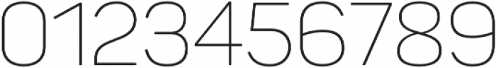 Panton ExtraLight otf (200) Font OTHER CHARS