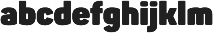 Panton Heavy otf (800) Font LOWERCASE