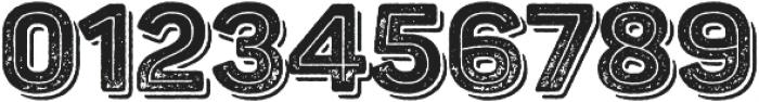 Panton Rust Black Grunge Inline Shadow otf (900) Font OTHER CHARS