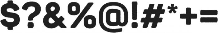 Panton Rust ExtraBold Base otf (700) Font OTHER CHARS