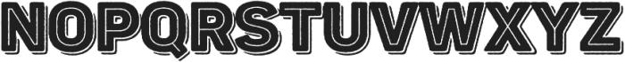 Panton Rust Heavy Base Inline Shadow otf (800) Font LOWERCASE
