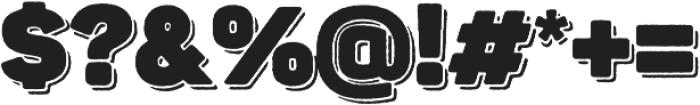 Panton Rust Heavy Base Shadow otf (800) Font OTHER CHARS