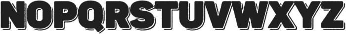 Panton Rust Heavy Base Shadow otf (800) Font UPPERCASE