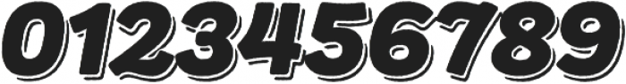 Panton Rust Script Black Base Shadow otf (900) Font OTHER CHARS