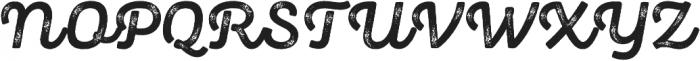 Panton Rust Script Bold Grunge otf (700) Font UPPERCASE
