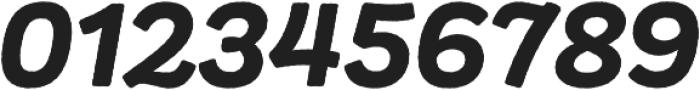 Panton Rust Script ExtraBold Base otf (700) Font OTHER CHARS