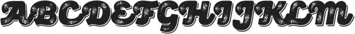 Panton Rust Script Heavy Grunge Shadow otf (800) Font UPPERCASE