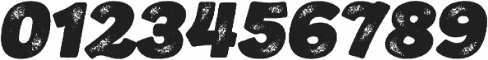 Panton Rust Script Heavy Grunge otf (800) Font OTHER CHARS