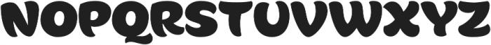 Papaia otf (400) Font UPPERCASE