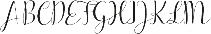 Paper Bow Script otf (400)  What Font is