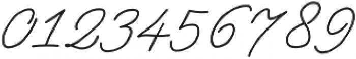 Papillon Script otf (400) Font OTHER CHARS