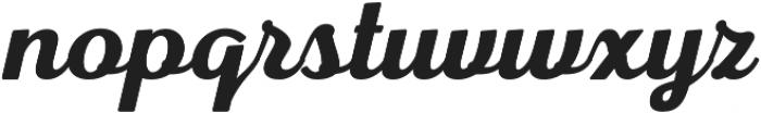 Paramount otf (400) Font LOWERCASE