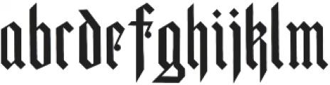 Parapet ttf (400) Font UPPERCASE