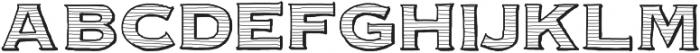 Parcel ttf (400) Font LOWERCASE