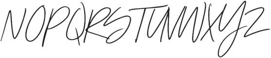 Paris Script otf (400) Font UPPERCASE