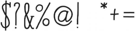 Paris Serif Black otf (900) Font OTHER CHARS