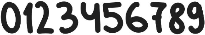 Parrot Regular otf (400) Font OTHER CHARS