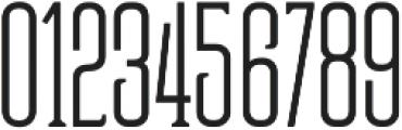 Partizano Regular otf (400) Font OTHER CHARS