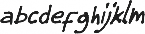 Party Popper ttf (400) Font LOWERCASE