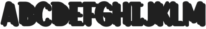 Passiflora Curtain otf (400) Font UPPERCASE