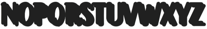 Passiflora Curtain otf (400) Font LOWERCASE