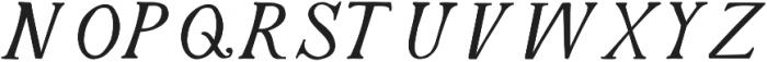 Passion ttf (400) Font UPPERCASE
