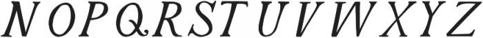 Passion ttf (400) Font LOWERCASE