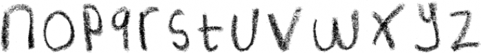 Pastel Regular otf (400) Font LOWERCASE