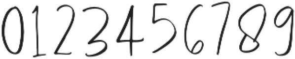 Pastelyn otf (400) Font OTHER CHARS