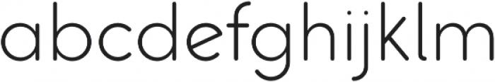 Pastrami Light otf (300) Font LOWERCASE
