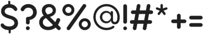 Pastrami Semi Bold otf (600) Font OTHER CHARS
