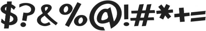 Pastura Bold otf (700) Font OTHER CHARS