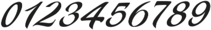 Pateglamt Script otf (400) Font OTHER CHARS