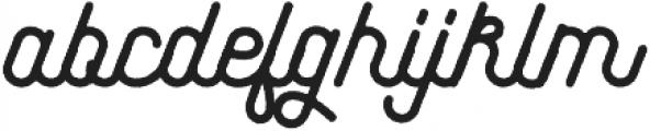 Pathways Rough otf (400) Font LOWERCASE