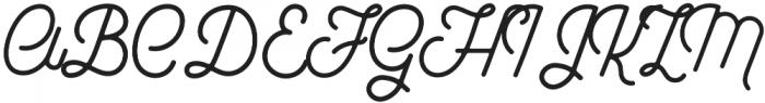 Pathways otf (400) Font UPPERCASE