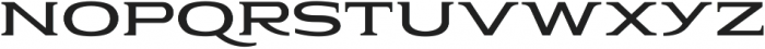 Pauraque_Serif_Clean ttf (400) Font LOWERCASE