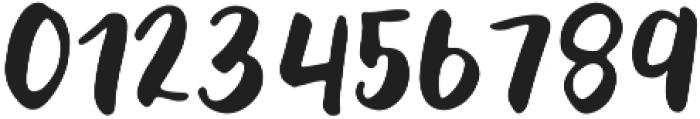 Paxton Regular ttf (400) Font OTHER CHARS