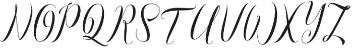 pauline otf (400) Font UPPERCASE