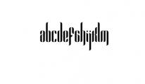 Pandora-Bold Font UPPERCASE