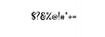 Paula Matilda Font Font OTHER CHARS