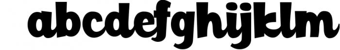 Paladise Font & Extras 1 Font LOWERCASE