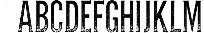 Parlour - Vintage Serif Font Font UPPERCASE