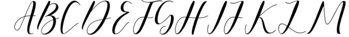 paradise calligraphy modern Font UPPERCASE