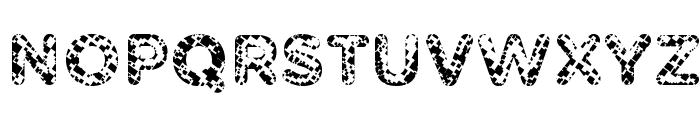 Pabellona [A] S?mplex Font UPPERCASE