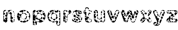 Pabellona [A] S?mplex Font LOWERCASE