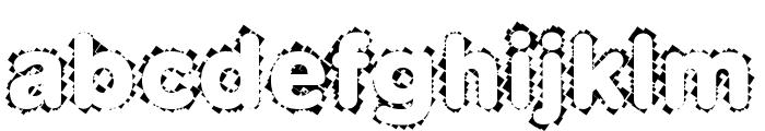 Pabellona [B] D?plex Font LOWERCASE