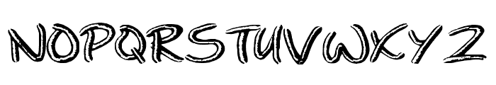 Paco Font LOWERCASE